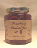 Strawberry Rhubarb Jams